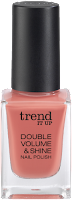 Preview: Die neue dm-Marke trend IT UP - Double Volume & Shine Nail Polish 050 - www.annitschkasblog.de