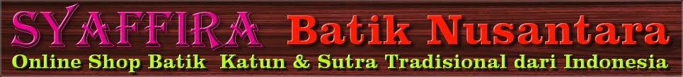 SYAFFIRA Batik Nusantara