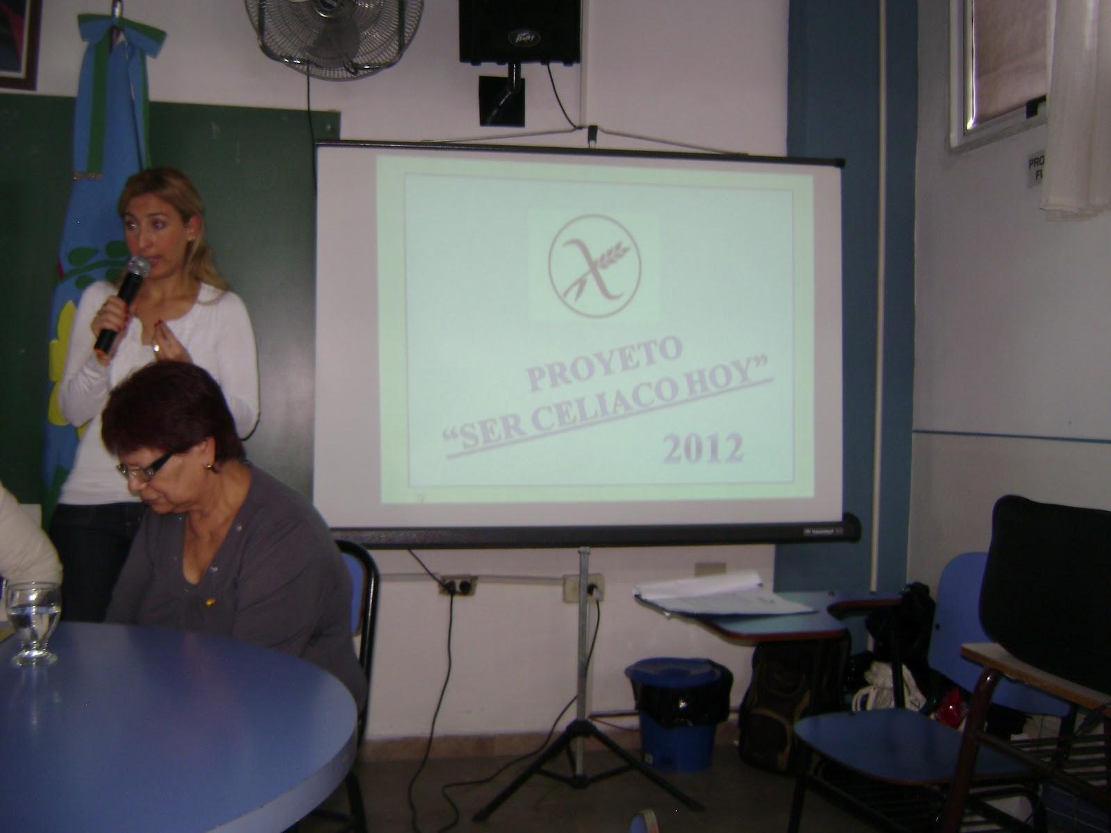 Grupo Celiacomania Proyecto Ser Cel Aco Hoy De Jos C Paz