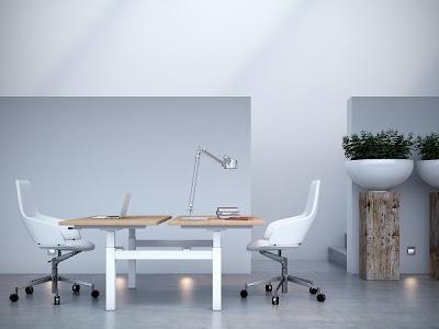 Meja Kerja Kantor Modern 7