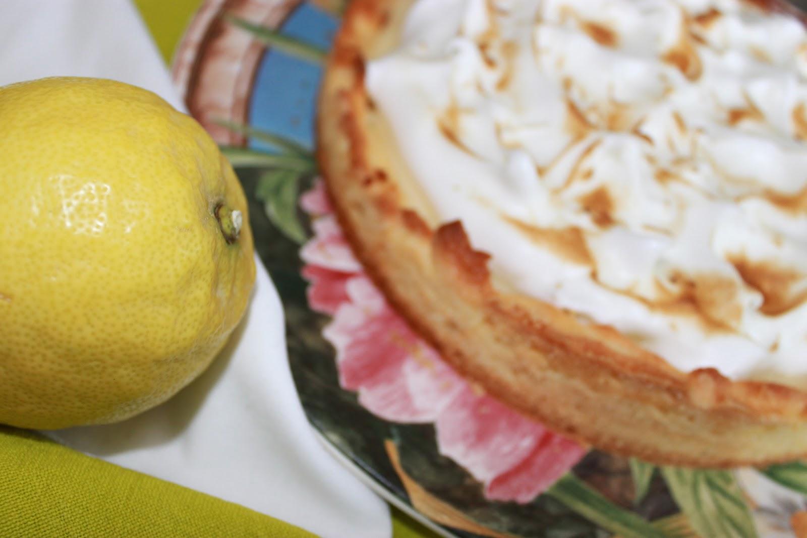 Du fil du golf et une hd tarte au citron meringu e - La cuisine de bernard tarte au citron ...