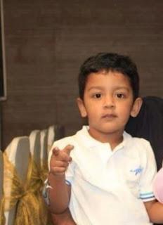 Tamil Actor Surya Son
