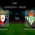 Pronostic Osasuna - Betis Seville : Liga