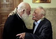 Ο Μ. Γλέζος ζήτησε από τον Αρχιεπίσκοπο χριστιανική κηδεία (Βίντεο)
