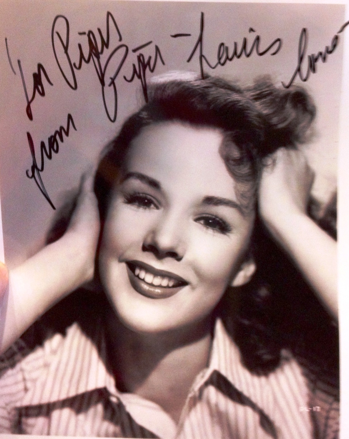 piper laurie tim