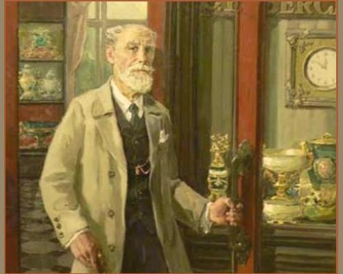 Peter Carl Faberge Life Story ~ Biography Collection