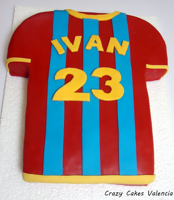 barça barcelona futbol cake tarta fondant