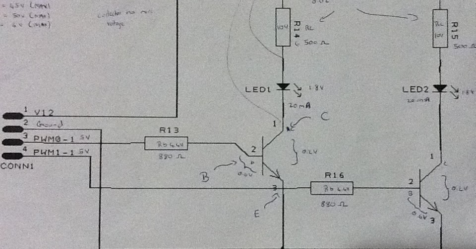 jal ttec4847  post two  fuel injector circuit