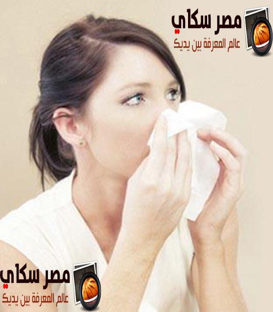 الشتاء وإحتقان الأنف أو أنسداده  وطرق مجانية ونصائح لعلاج الإحتقان فى المنزل