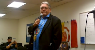 Video: Lakota Bill Means speaking at AIM West