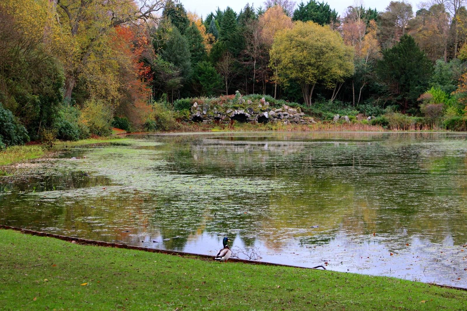 Claremont Landscape Garden Autumn