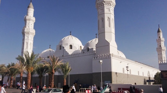 Masjid Quba akan Dibuka Sepanjang Waktu