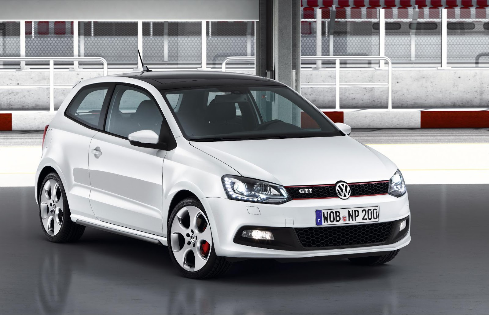 2013 Volkswagen Polo Gti 171 Cars