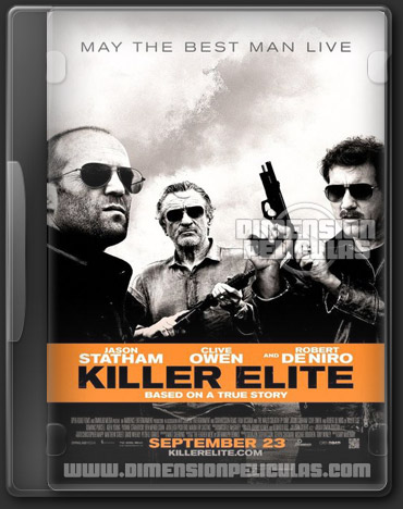 Killer Elite (DVDRip Ingles Subtitulado) (2011)