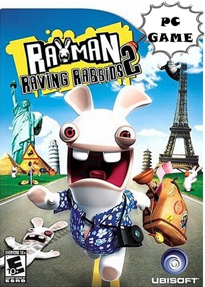 Download Rayman Raving Rabbids 2 PC Full Español