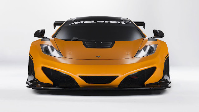 McLAREN 12C CAN-AM EDITION RACING CONCEPT front