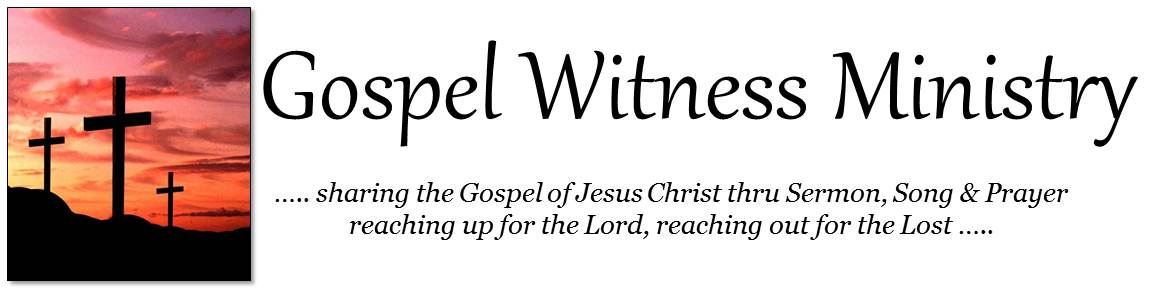 Gospel Witness Ministry