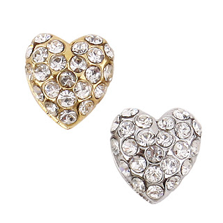 Swarovski Elements Heart