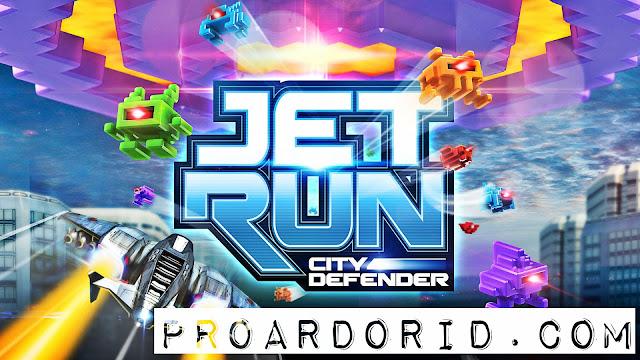 الإثارة Run: City Defender v1.35 AFIUY.jpg