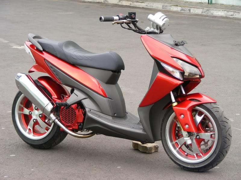 Itu mungkin beberapa gambar mengenai Gambar Modifikasi Honda Vario