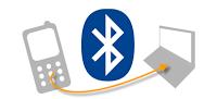 Koneksi Handphone dengan PC (Windows XP) Melalui Bluetooth
