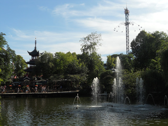 Copenhagen theme park Disney