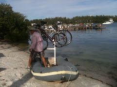 Unique Bike Transit Ashore