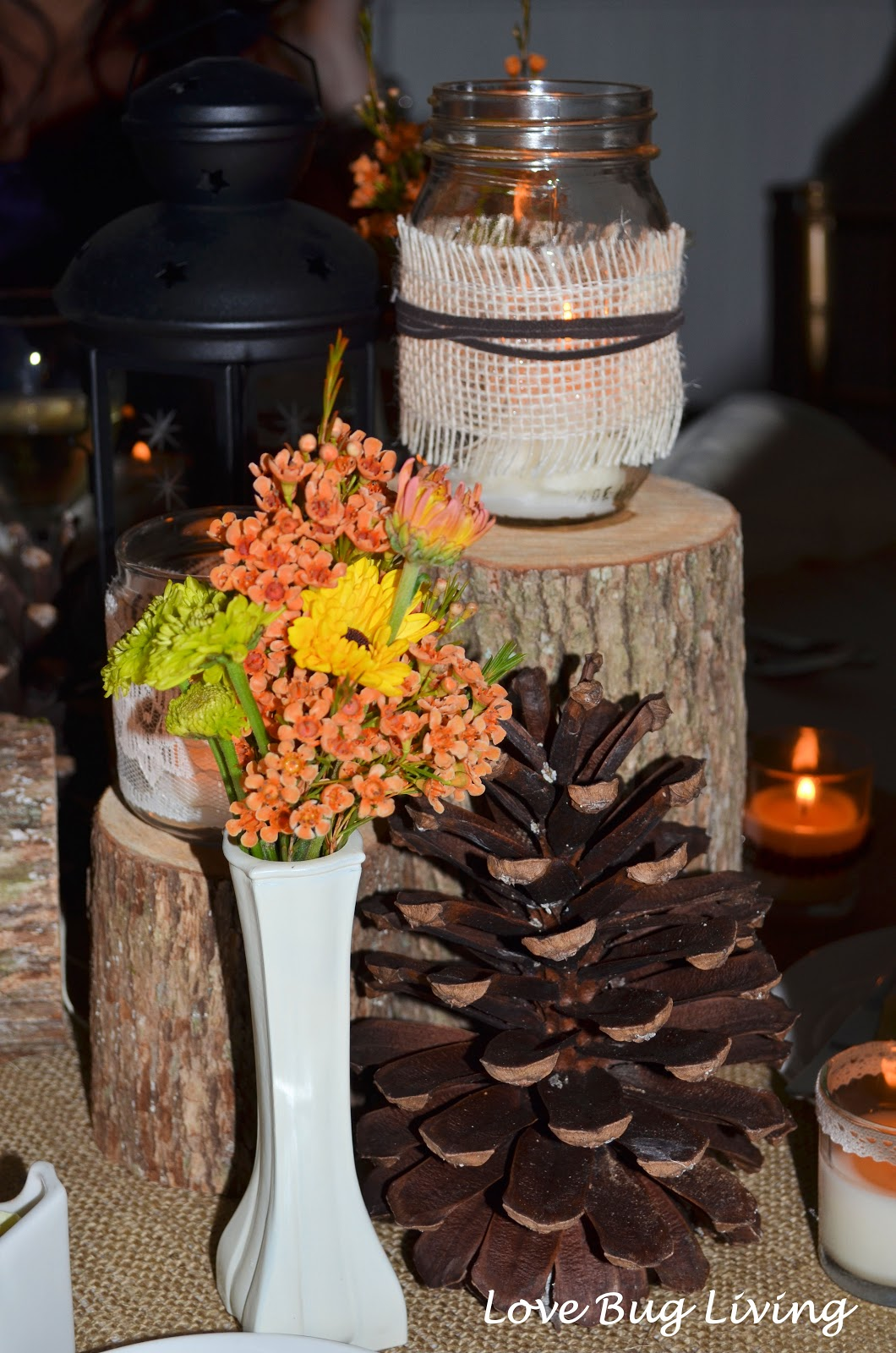 Rustic Fall Wedding Centerpiece Ideas . Fall Flowers Put In Pumpkins Are  Very Traditional And Look Rustic And Cool;