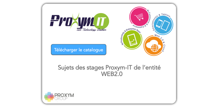 catalogue des stages pfe proxym