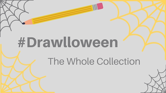 #Drawlloween: The Whole Collection