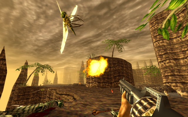Turok PC Games Gameplay