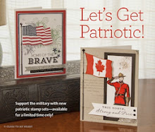 Patriotic Stamp Sets