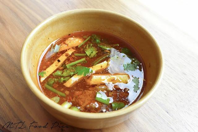 Vietnamese Beef Tofu Soup - Village Montreal