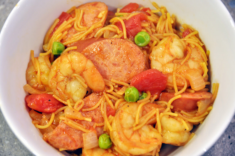 ... , Sully?: What's for Dinner? Spanish Fideuà (aka Noodle Paella