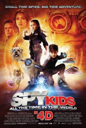Điệp Viên Nhí 4: Thế Giới 4D - Spy Kids 4: All the Time in the World in 4D (2011) - VIETSUB