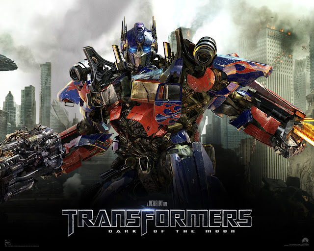 Transformers 3 Dark of the Moon Wallpaper 4