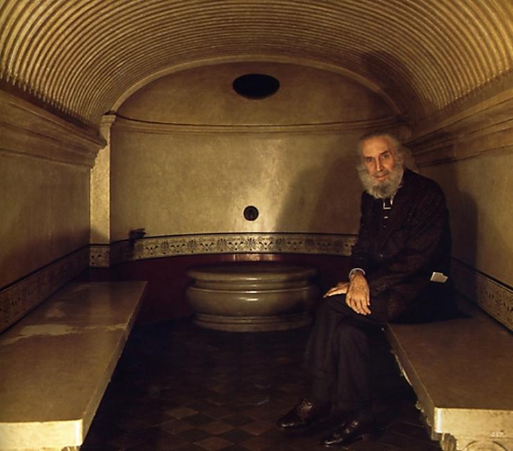 Renzo mongiardino una vita per l 39 arte spettacolarmente - Bagno turco torino ...