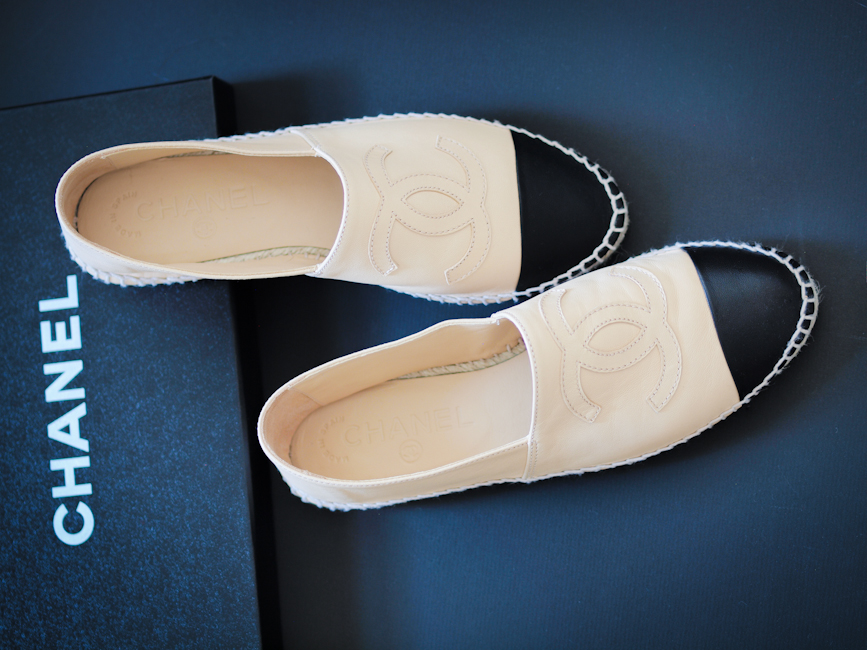 Chanel Shoes Espadrilles Online