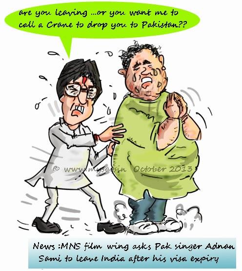 Adnan Sami images,latest bollywood news,raj thackeray,mysay.in,