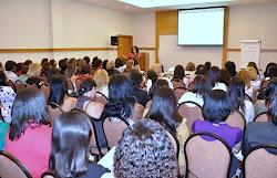 Palestrando  Workshop Nacional de Secretárias-12/2010