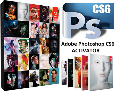 Adobe CS6 All Products Activator is an activator for all Adobe