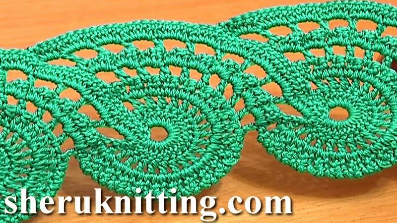 Вязание крючком ленточное вязание мастер класс