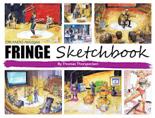 FRINGE Sketchbook Deluxe Edition