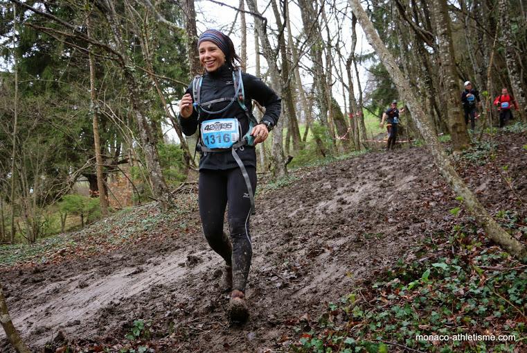 Trail des Glaisins