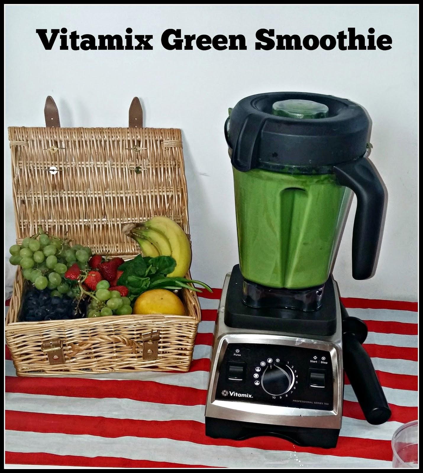 vitamix, vegan, smoothies
