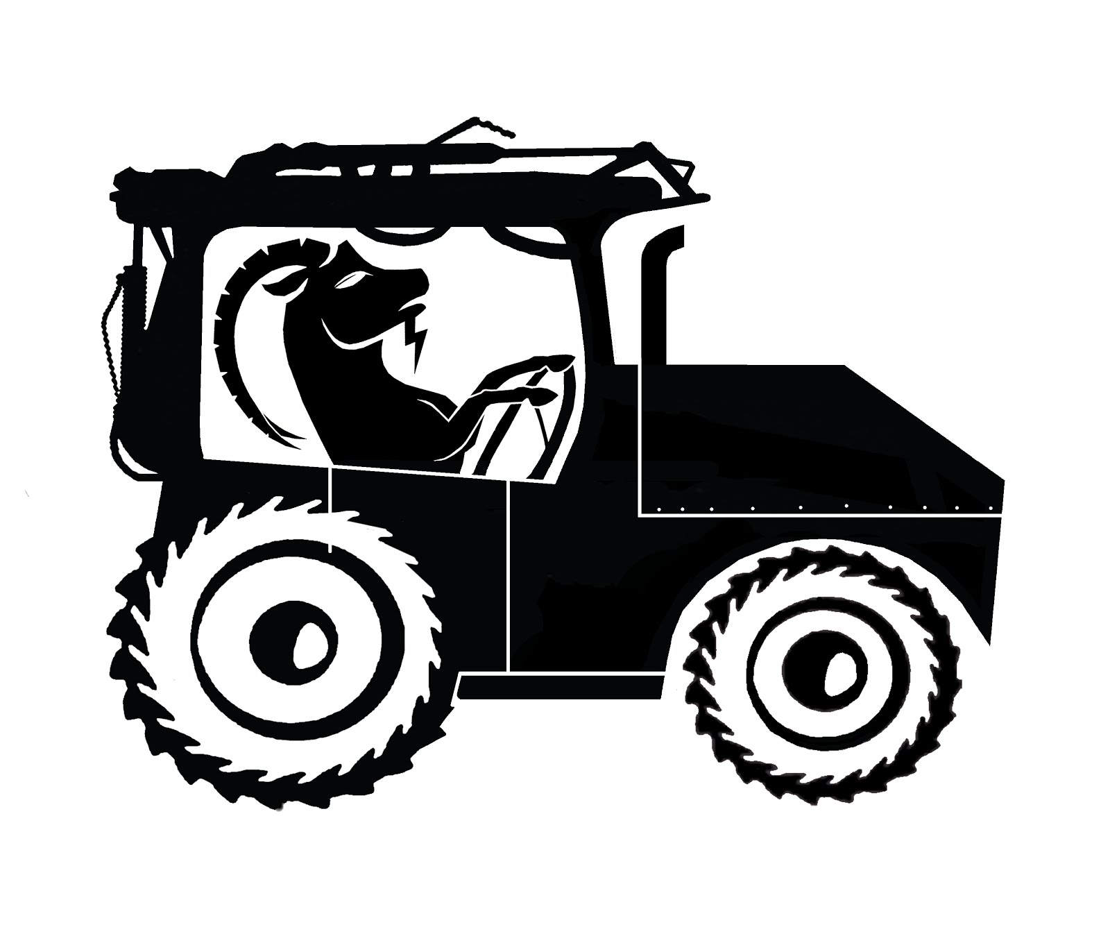 SCAPEGOAT TRACTOR