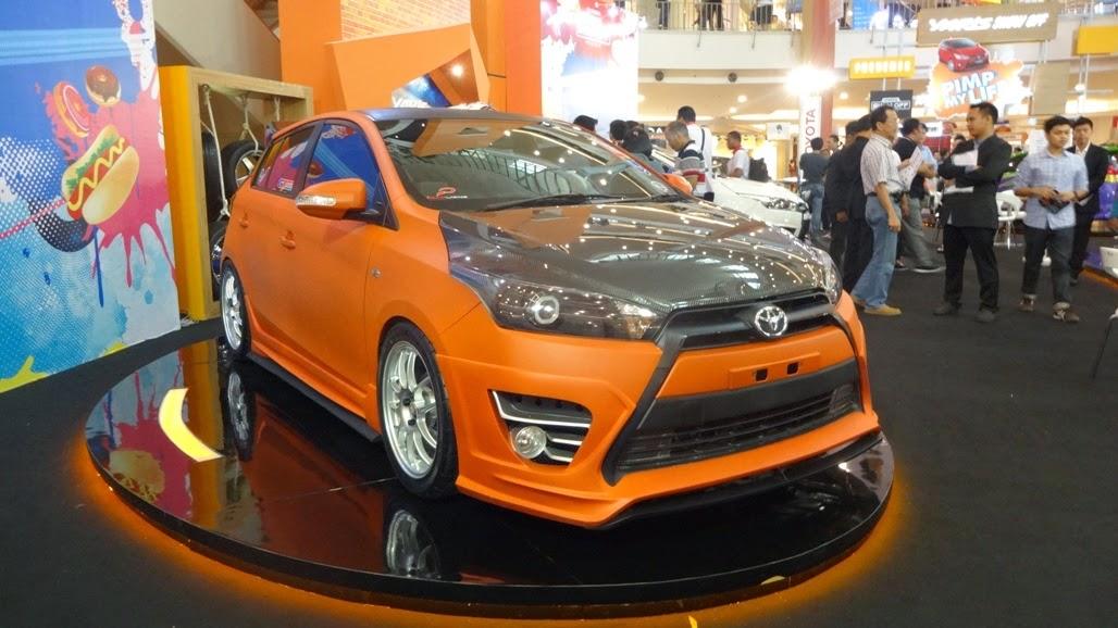modifikasi yang menggunakan mobil ini sebagai bahan modifikasi mungkin