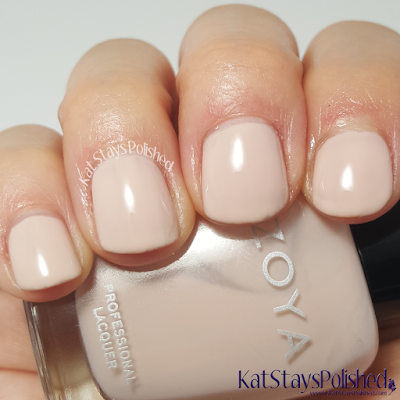 Zoya Whispers 2016 - April | Kat Stays Polished