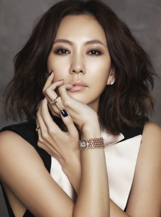 Kim Nam Joo - Marie Claire June 2014