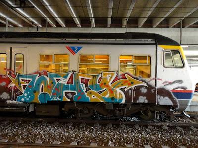 why graffiti